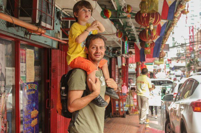 O περήφανος Έλληνας μπαμπάς που θέλει να γυρίσει όλο τον κόσμο με τον γιο του. 8