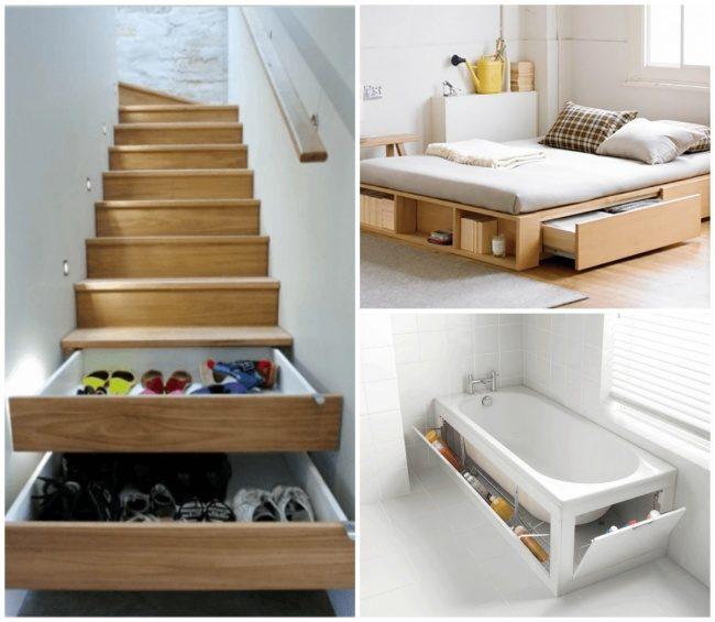 15 τρόποι να αποθηκεύσετε πράγματα στο σπίτι που δείχνουν πως υπάρχει χώρος για όλα.  3