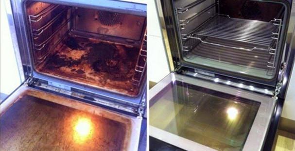 Πώς να καθαρίσετε το φούρνο σας πανεύκολα, οικονομικά και οικολογικά Διαβάστε όλο το άρθρο: http://www.tilestwra.com/pos-na-katharisete-to-fourno-sas-panefkola-ikonomika-ke-ikologika/