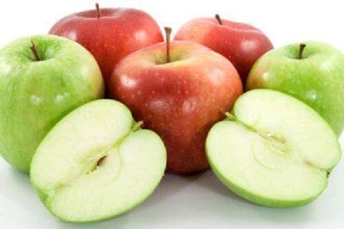 Αδυνατίστε με ένα μήλο την ημέρα  4