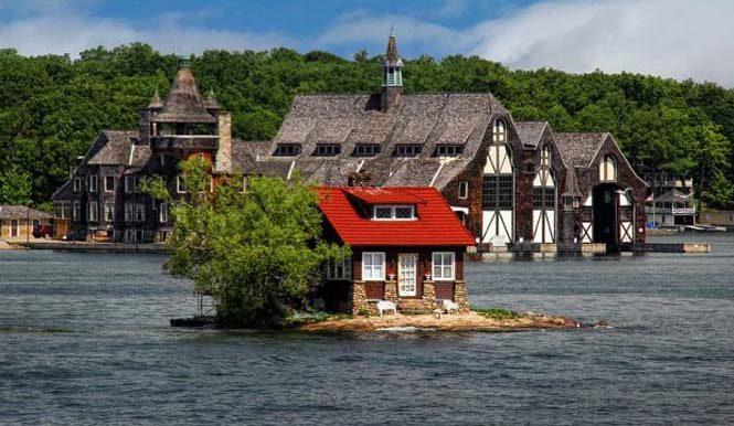 Το νησάκι που χωράει μόνο ένα σπίτι 4