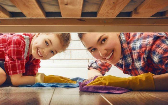 4 Απίστευτα Tips για Σπίτι Χωρίς Καθόλου Σκόνη 3