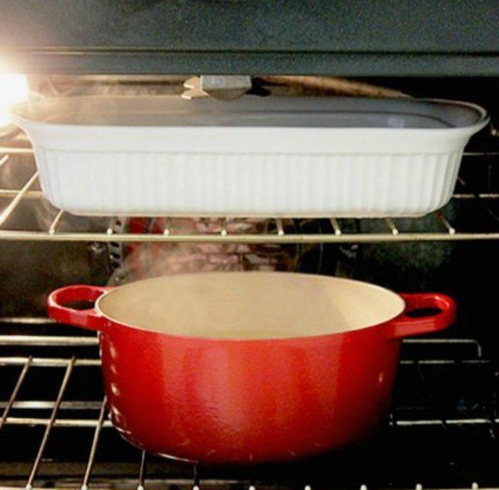 Αυτός Είναι ο Πιο Εύκολος Τρόπος να Καθαρίσετε το Φούρνο σας! 3