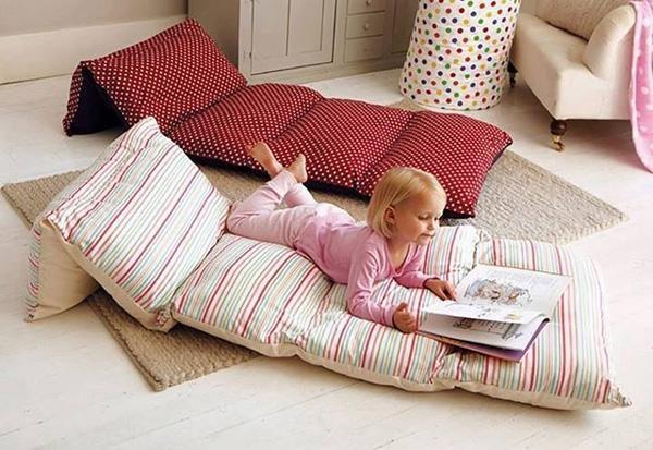Πως να φτιάξεις πανεύκολα ένα αναπαυτικό φορητό κρεβάτι. 4