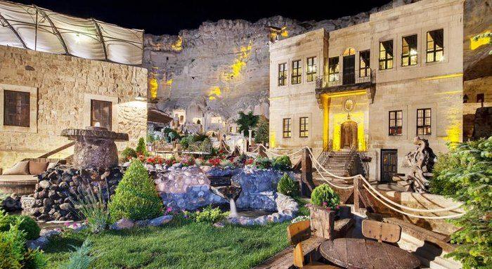 Ένα ξενοδοχείο βγαλμένο από παραμύθι! Για όσους αγαπούν την άνεση και την αισθητική 1
