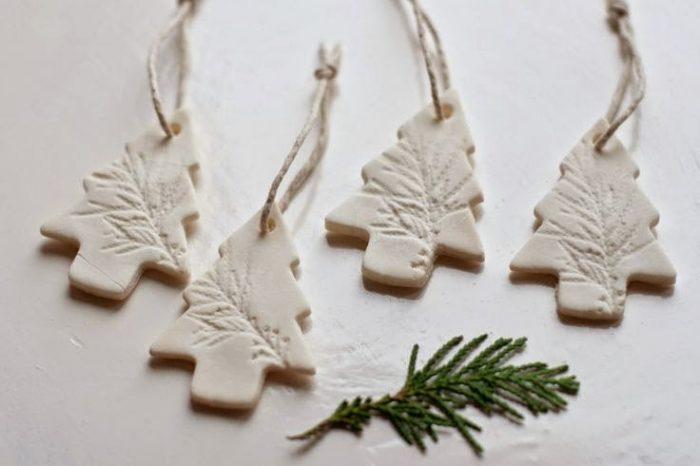Ζύμη με κορν φλαουρ για τα ποιο όμορφα Χριστουγεννιάτικα στολίδια που φτιαξάτε ποτέ! 12