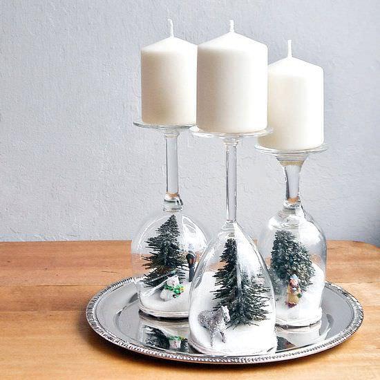 Ιδεες για χριστουγεννιατικες συνθεσεις  6