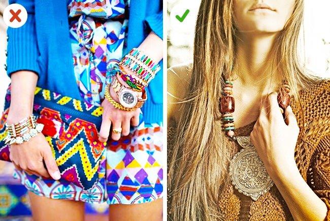 10 Μυστικά & Κόλπα που θα σας Βοηθήσουν να επιλέξετε το Κατάλληλο αξεσουάρ ανάλογα με το Ντύσιμό σας. Δώστε βάση στο #9!  11