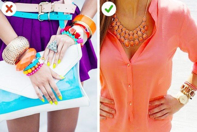10 Μυστικά & Κόλπα που θα σας Βοηθήσουν να επιλέξετε το Κατάλληλο αξεσουάρ ανάλογα με το Ντύσιμό σας. Δώστε βάση στο #9!  2