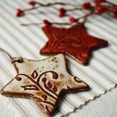 Ζύμη με κορν φλαουρ για τα ποιο όμορφα Χριστουγεννιάτικα στολίδια που φτιαξάτε ποτέ! 15
