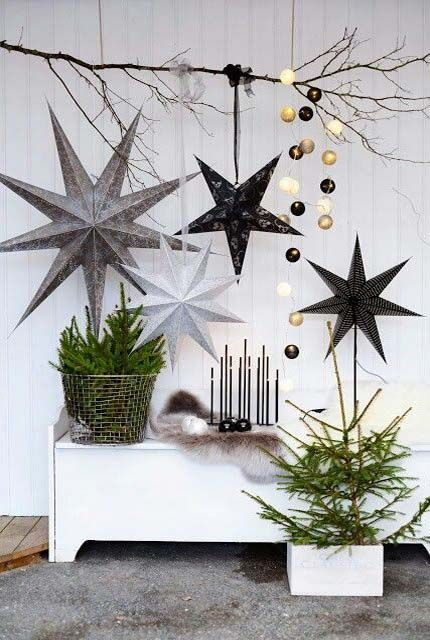 20 Πρωτότυπες Χριστουγεννιάτικες Ιδέες Διακόσμησης 15