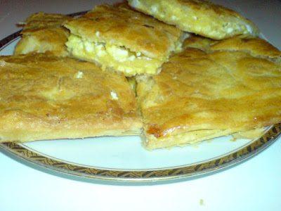 Τυρόπιτα με σπιτικό φύλλο! 6