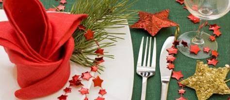 Πώς να στολίσετε το Χριστουγεννιάτικο τραπέζι σας  2