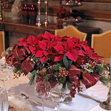 Πώς να στολίσετε το Χριστουγεννιάτικο τραπέζι σας  9