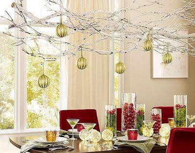Πώς να στολίσετε το Χριστουγεννιάτικο τραπέζι σας  10
