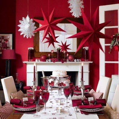 Πώς να στολίσετε το Χριστουγεννιάτικο τραπέζι σας  13