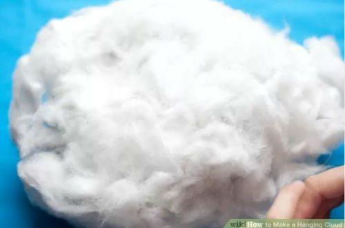 Φτιάξτε εύκολα, τρισδιάστατα φωτιζόμενα σύννεφα για το παιδικό δωμάτιο!  5