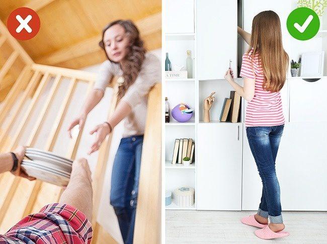 10 Κλασικά Λάθη που ΟΛΟΙ κάνουμε στο Σπίτι μας και προκαλούν Ακαταστασία. Δείτε ΠΩΣ είναι το Σωστό! 5