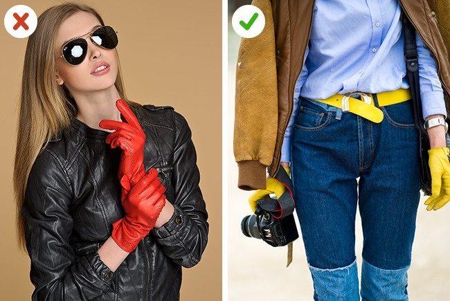 10 Μυστικά & Κόλπα που θα σας Βοηθήσουν να επιλέξετε το Κατάλληλο αξεσουάρ ανάλογα με το Ντύσιμό σας. Δώστε βάση στο #9!  9