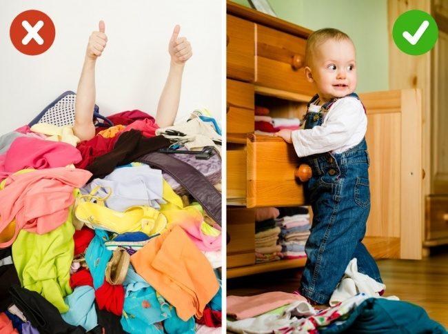 10 Κλασικά Λάθη που ΟΛΟΙ κάνουμε στο Σπίτι μας και προκαλούν Ακαταστασία. Δείτε ΠΩΣ είναι το Σωστό! 8
