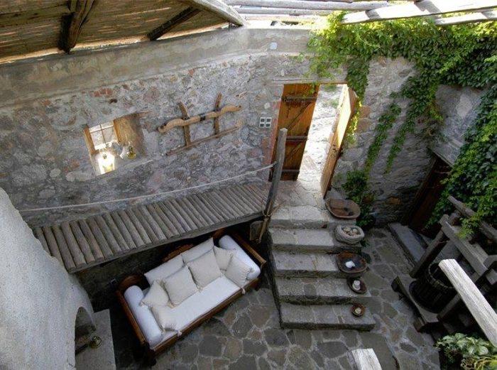 Το παλιό ελαιοτριβείο έγινε εξοχική κατοικία 10