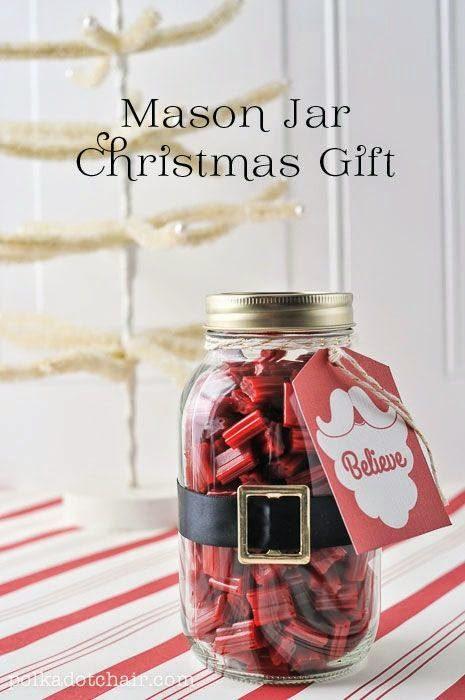 35 Χριστουγεννιάτικες κατασκευές απο άδεια γυάλινα βάζα! 13