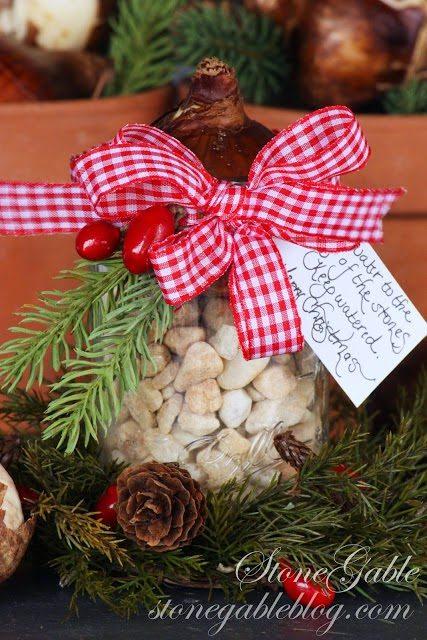 35 Χριστουγεννιάτικες κατασκευές απο άδεια γυάλινα βάζα! 2