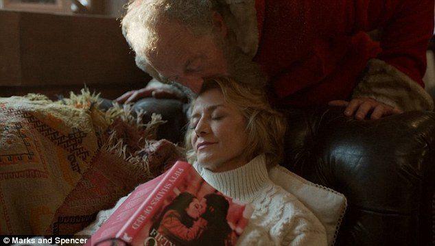 Η διαφήμιση των Marks & Spencer για τα Χριστούγεννα μοιάζει με χολιγουντιανή υπερπαραγωγή. 3