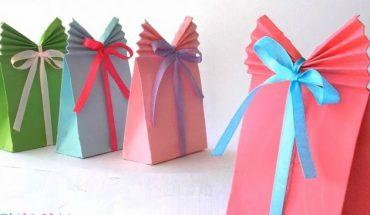 Κάντε Μόνοι σας Εύκολα και Γρήγορα αυτή την Καταπληκτική Συσκευασία Δώρου.  1