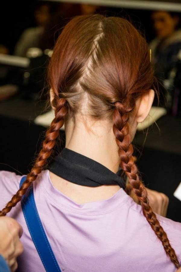 Χειμωνιάτικα χτενίσματα με πλεξούδες για όλα τα μήκη μαλλιών! 6