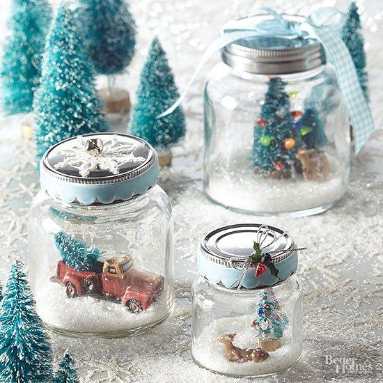 12 φανταστικά χριστουγεννιάτικα βαζο - δωράκια απο τα χεράκια μας! 3