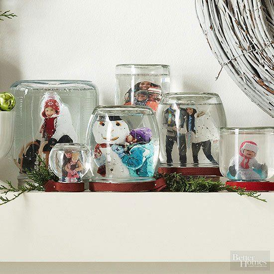 12 φανταστικά χριστουγεννιάτικα βαζο - δωράκια απο τα χεράκια μας! 8