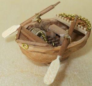 30 μοναδικές και ιδιαίτερες κατασκευές με καρύδια! 17