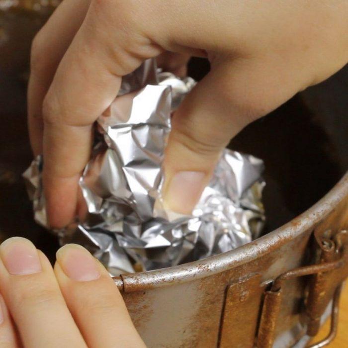 Αφαιρέστε τη Σκουριά από Μεταλλικά Σκεύη Γρήγορα και Οικονομικά 5