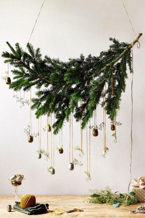 Πρωτότυπες Χριστουγεννιάτικες Ιδέες Διακόσμησης 6