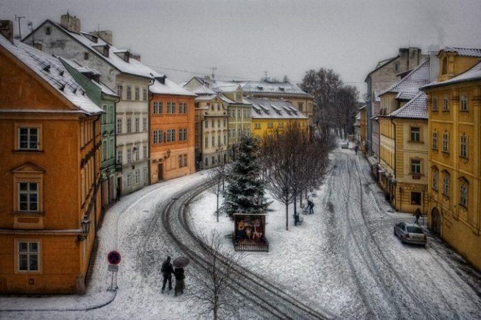 Πράγα τον χειμώνα 8