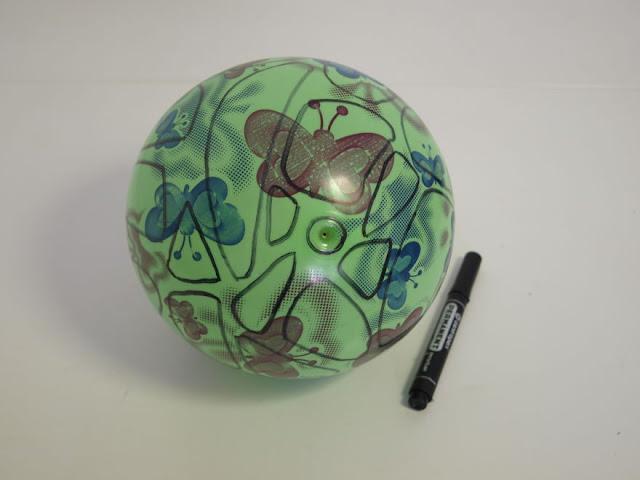 Πώς να φτιάξετε ένα φανταστικό DIY Φωτιστικό από Πηλό και μπάλα!